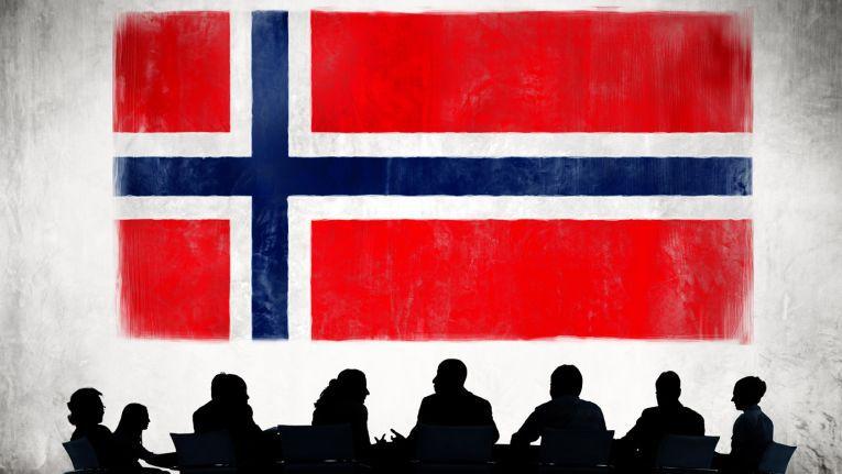 Norwegische Sitte: Erst die Arbeit, aber ab Freitagnachmittag dann das Vergnügen.