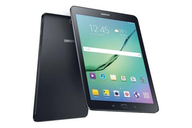 Das Galaxy Tab S2 steht in Bildschirmgrößen von 9,7 Zoll und 8 Zoll zur Auswahl.