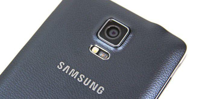Anders als das Galaxy Note 4 soll der Nachfolger ein Gehäuse aus Glas und Metall erhalten.