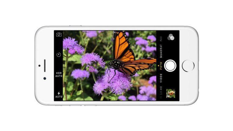 Fotografieren mit der iPhone-Kamera