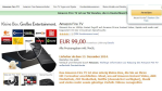 Besser als Apple TV? : Amazon Fire-TV im Test