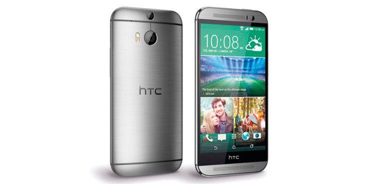 Der Nachfolger des HTC One M8 (Foto) soll in zwei oder drei Versionen erscheinen.