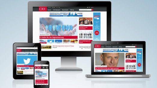 Alle Inhalte von cio.de lesen Sie ab jetzt komfortabel - vom Smartphone über Tablets bis zum Desktop PC.