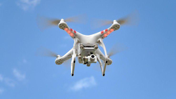 Gibt es 2016 den ersten Toten, weil eine Drohne oder ein anderes Smart Device gehackt wird und außer Kontrolle gerät?