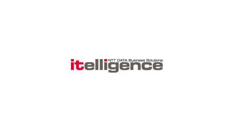 Weiteres Highlight des Messauftritts: Die Itelligence AG informiert über den Einsatz von Datenbrillen für die Lagerverwaltung mittelständischer Kunden.