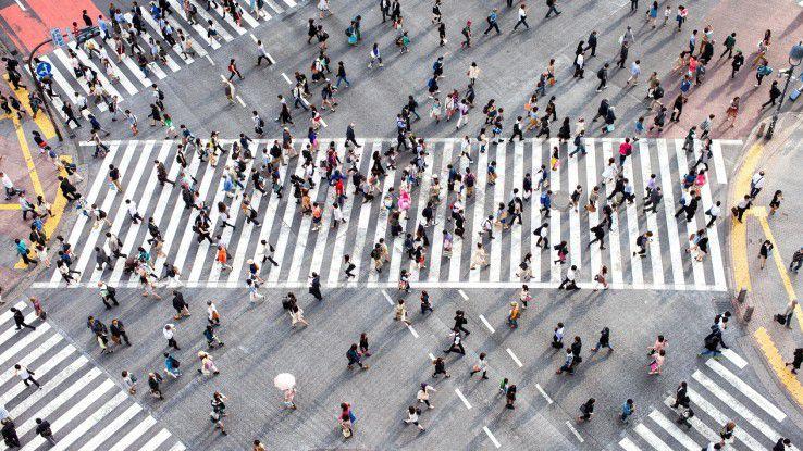 People First bedeutet unter anderem, Menschen intelligent miteinander zu vernetzen.