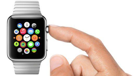 Ab dem 11. April in Deutschland vorbestellbar - die Apple Watch.