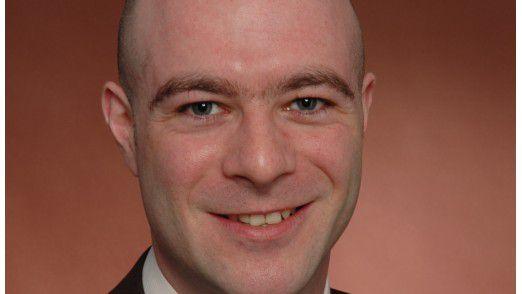 Markus Müssig ist Security Consultant bei HP Enterprise Security Services