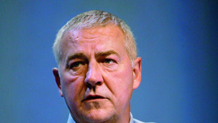 Zahlen-Meister James Goodnight, CEO SAS Institute