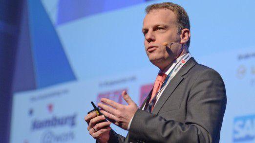 Michael Nilles, Group CIO bei Schindler