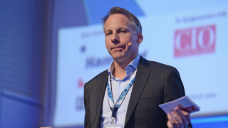 Hamburger IT-Strategietage 2015: Die IT-Strategie der Axel Springer SE - Foto: Foto Vogt