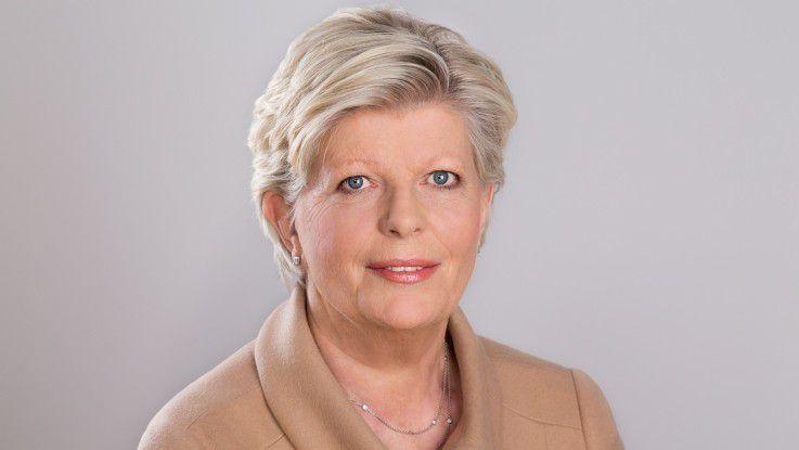 Monika Schulz-Strelow ist Präsidentin von FidAR. Der Verein hat gemeinsam mit RWE ein Schulungsprogramm für potenzielle zukünftige weibliche Aufsichtsräte entwickelt.