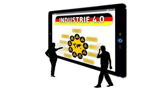 Wenn alles vier-punkt-null ist: Der Anspruch, eine vierte industrielle Revolution anzuzetteln, hat hohe Erwartungen geweckt.