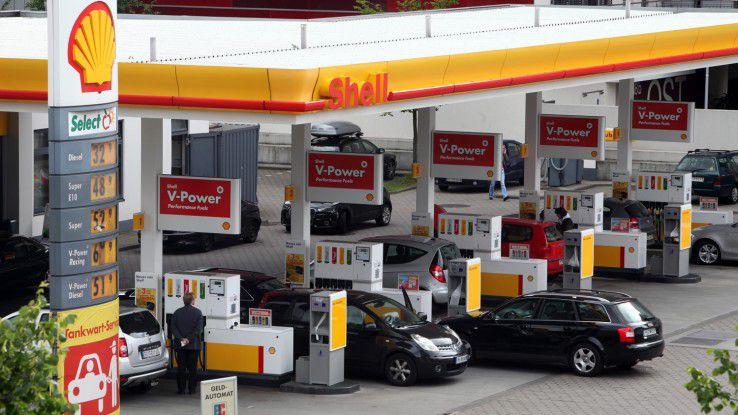 Mit vernetzten Fahrzeugen bieten sich Tankstellen neue Verkaufs- und Werbemöglichkeiten.
