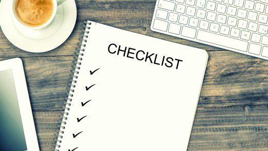 In diesem Artikel finden Sie eine IT-Budget-Checkliste für 2016.