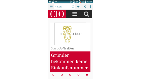Chrome, Firefox, Orweb, Opera: Alternative Browser für Android