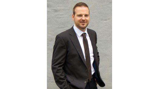 Martin Maas betreut bei Daimler das Employer Branding.