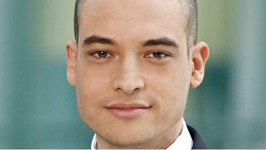Samir Fadlallah leitet ab Mai als neuer CIO die IT bei Axel Springer.