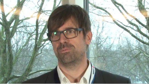 IT-Leiter Sacha Dannewitz von der Miltenyi Biotec GmbH sieht einen großen Nutzen im Benchmark der Anwenderzufriedenheit.