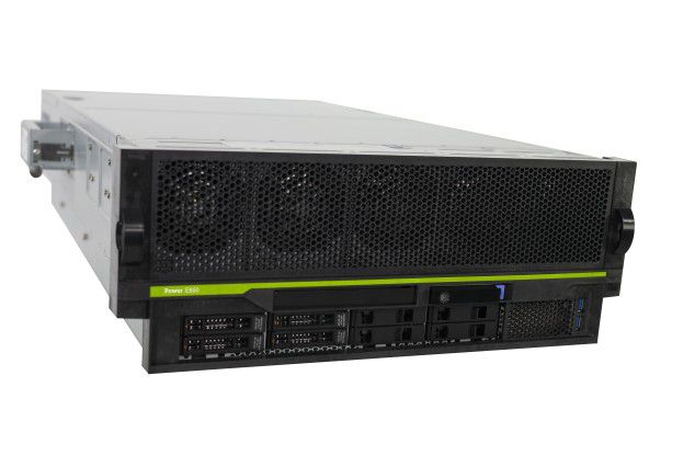 IBM Power-Server E850.