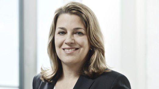 Christa Koenen hat im Mai den Vorsitz der Geschäftsführung der DB Systel GmbH übernommen.