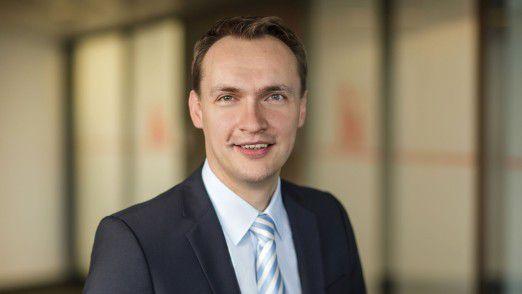 """""""Banking ist keine Rocket Science"""", sagt CIO Željko Kaurin, der seit fünf Jahren in seinem Job ist."""