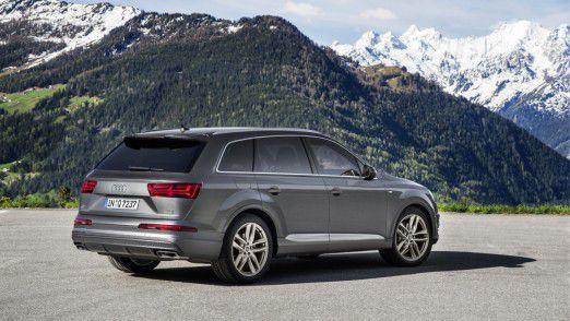 Audi setzt bei Fahrerassistenzsystemen auf hochauflösende Navi-Karten.