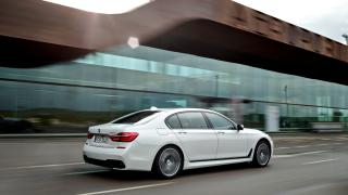 Neuer 7er G11: BMWs Antwort auf die Digitalisierung moderner Mobilität - Foto: BMW AG