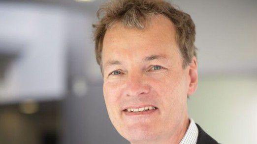 Klaus Wilke ist seit April neuer IT-Leiter. Er will die Informationssysteme ausbauen.