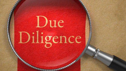 Die Bedeutung der IT-Due Diligence steigt.