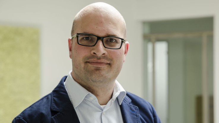 Johannes Wechsler ist neuer CIO bei der ProSiebenSat.1 Media AG.