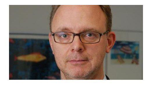 Vorgänger Hanno Thewes baut das neue IT-Dienstleistungszentrum des Saarlands auf.