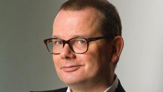Michael Pesch ist CEO von Arvato Systems.