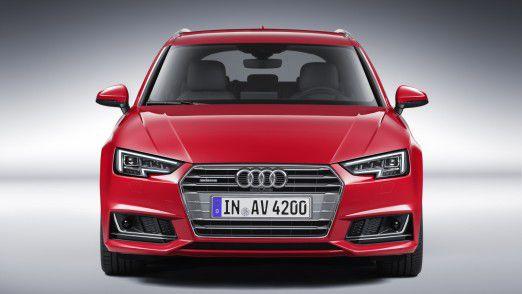 Der neue Audi A4 Avant.