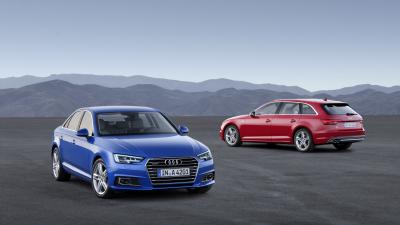 Neuer Audi A4 und Audi A4 Avant - Foto: Audi AG