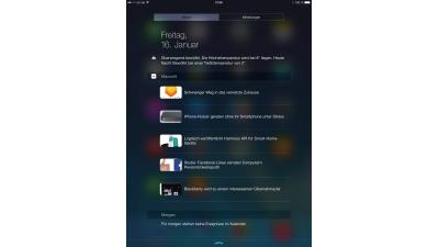 Die besten Wetter-Apps für das iPad - Foto: Macwelt