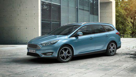 Das Problem betrifft die Modelle Focus (Foto) und C-MAX sowie in den USA verkaufte Escape-Modelle des Jahrgangs 2015.