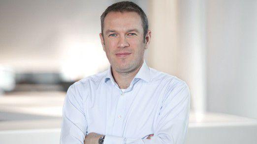 Damian Bunyan ist CIO der neu gegründeten Uniper, eine E.on-Abspaltung.