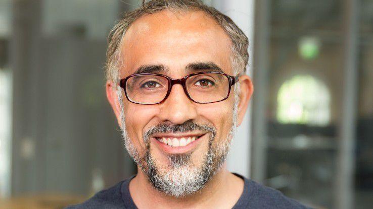 Erdal Ahlatci sitzt als COO (Chief Operating Officer) in der Geschäftsführung von MovingImage24.