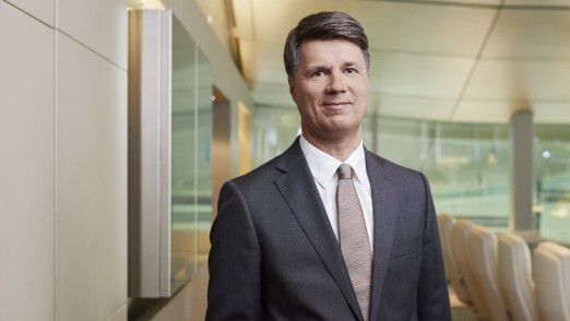 Harald Krüger, Vorsitzender des Vorstands der BMW AG