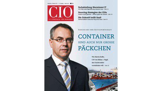 CIO-Magazin 9/10 2015