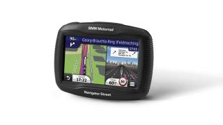 BMW Motorrad Navigator Street: Das Navi für BMW Motorräder zum Nachrüsten - Foto: BMW Group