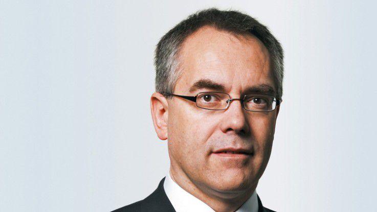 """Martin Kolbe, CIO, Kühne + Nagel: """"Der einheitliche Seefrachtcontainer suggeriert zwar, dass diese Branche hoch standardisiert sei, das ist aber gar nicht der Fall."""""""