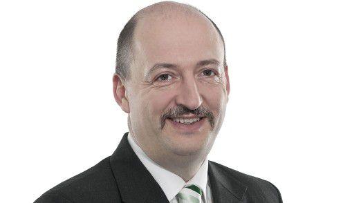 Michael Distl leitet jetzt die IT bei Mann+Hummel.