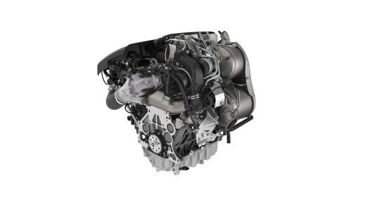 Volkswagen Dieselmotor 2.0l TDI