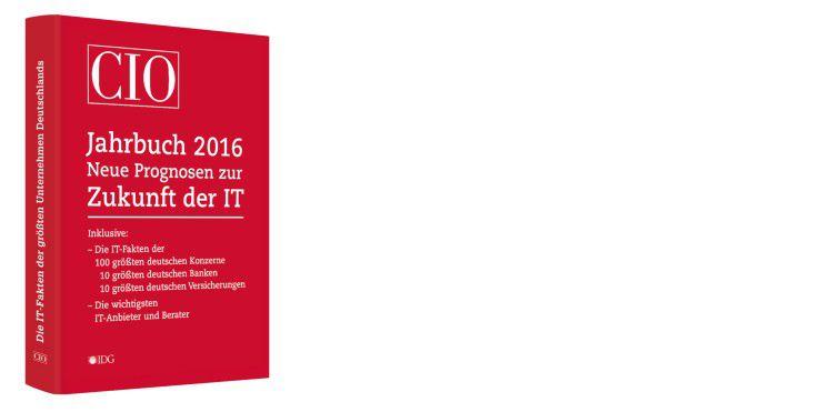 Das CIO-Jahrbuch 2016.