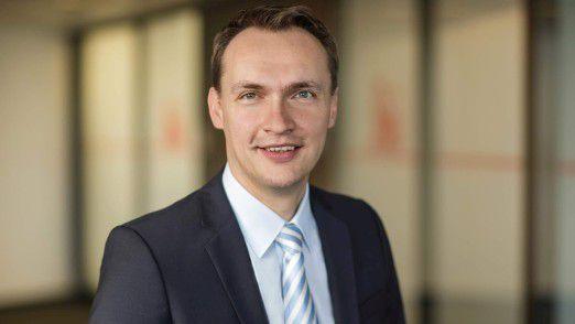 Željko Kaurin steigt zum Vorstand bei der ING-Diba in Frankfurt/Main auf.
