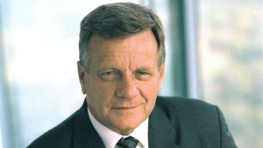 Ex-Bahnchef Hartmut Mehdorn