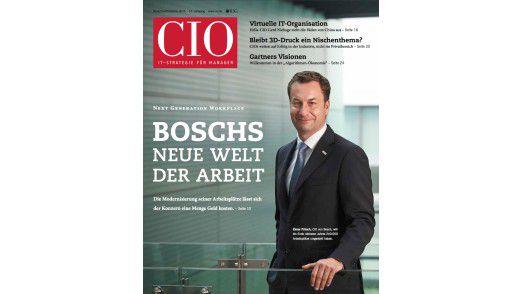 CIO-Magazin November/Dezember 2015.