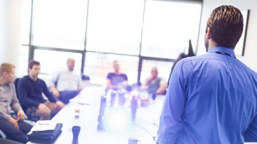Wenn wichtige Mitarbeiter immer häufiger bei Meetings fehlen, gilt es, näher hinzugucken.